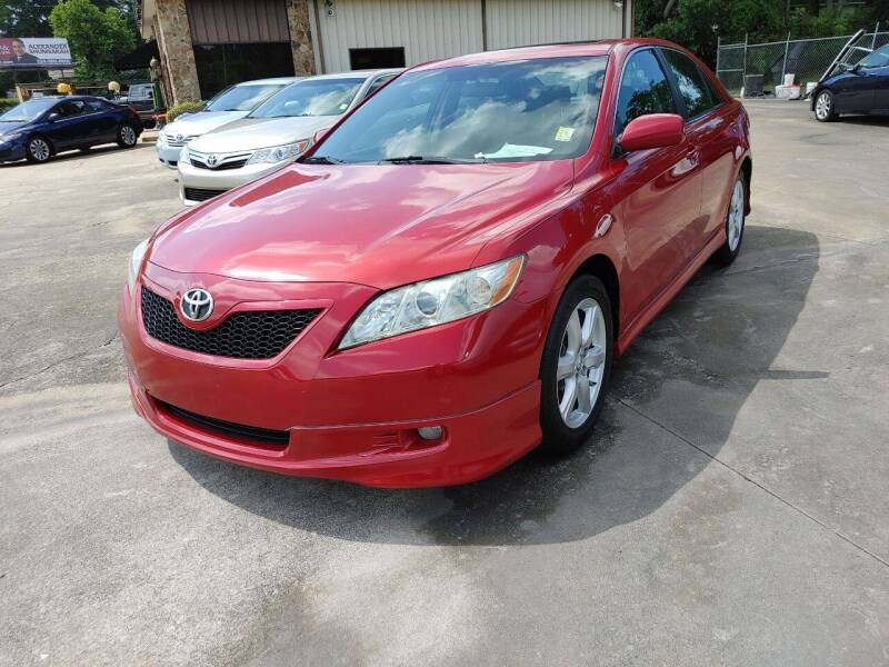 2007 Toyota Camry for sale at TR Motors in Opelika AL