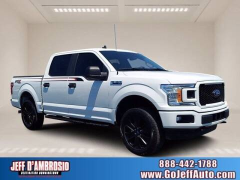 2020 Ford F-150 for sale at Jeff D'Ambrosio Auto Group in Downingtown PA