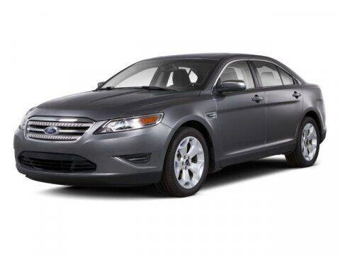 2010 Ford Taurus for sale at Mike Murphy Ford in Morton IL
