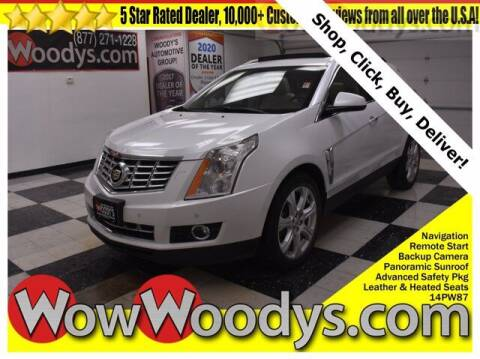 2014 Cadillac SRX for sale at WOODY'S AUTOMOTIVE GROUP in Chillicothe MO