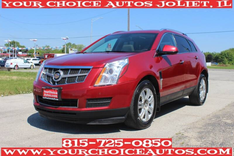 2011 Cadillac SRX for sale at Your Choice Autos - Joliet in Joliet IL