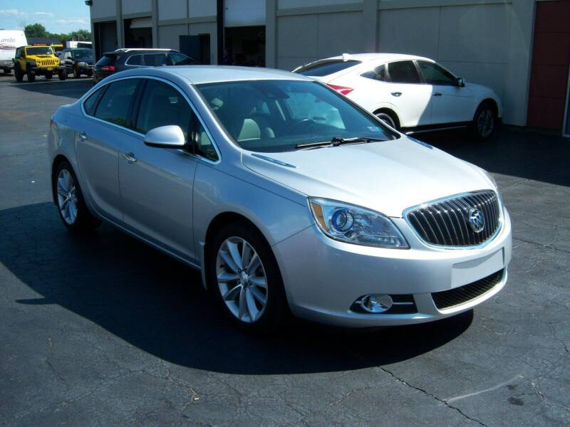 2014 Buick Verano for sale at Blatners Auto Inc in North Tonawanda NY