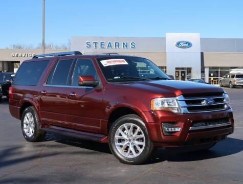 2017 Ford Expedition EL for sale at Stearns Ford in Burlington NC