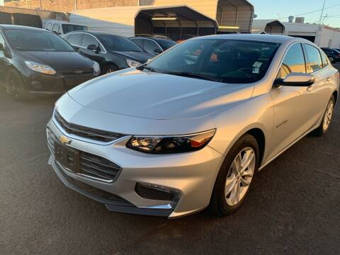 2017 Chevrolet Malibu for sale at Auto Center Of Las Vegas in Las Vegas NV