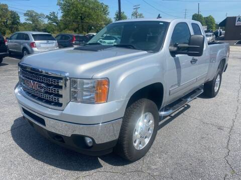 2012 GMC Sierra 2500HD for sale at Brewster Used Cars in Anderson SC