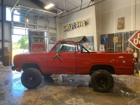 1980 Plymouth Trailduster for sale at Cool Classic Rides in Redmond OR