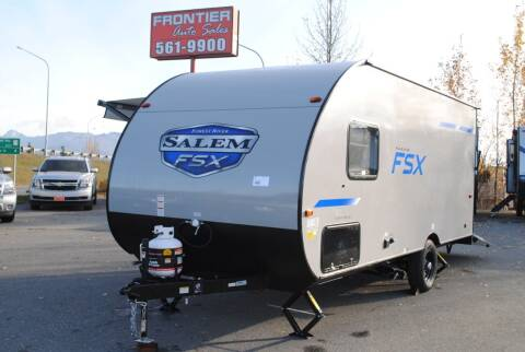 2021 Salem FSX 181RT for sale at Frontier Auto & RV Sales in Anchorage AK