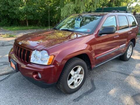 2007 Jeep Grand Cherokee for sale at TKP Auto Sales in Eastlake OH