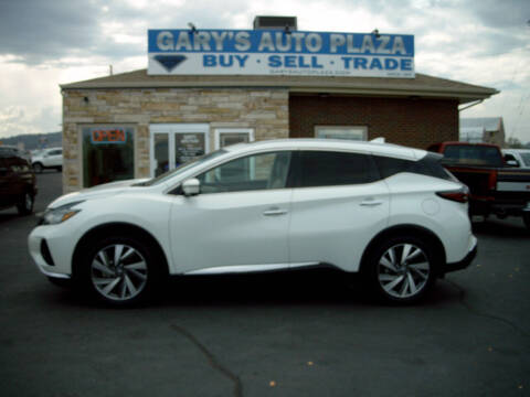 2019 Nissan Murano for sale at GARY'S AUTO PLAZA in Helena MT