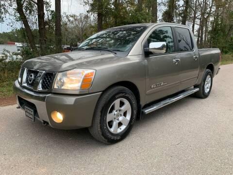 2007 Nissan Titan for sale at Next Autogas Auto Sales in Jacksonville FL