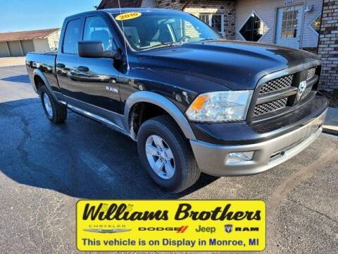 2010 Dodge Ram Pickup 1500 for sale at Williams Brothers - Pre-Owned Monroe in Monroe MI
