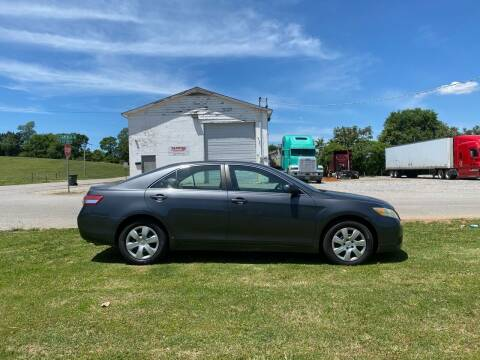 2011 Toyota Camry for sale at Tennessee Valley Wholesale Autos LLC in Huntsville AL