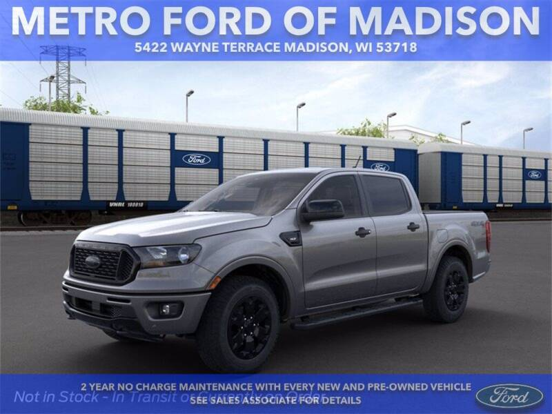 2021 Ford Ranger for sale in Madison, WI
