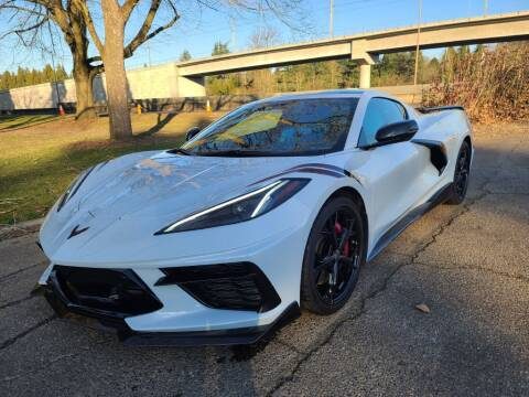 2020 Chevrolet Corvette for sale at EXECUTIVE AUTOSPORT in Portland OR