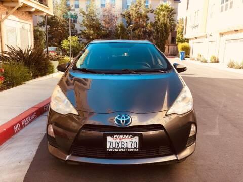2013 Toyota Prius c for sale at Hi5 Auto in Fremont CA