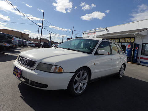 1999 Audi A4 for sale at Tommy's 9th Street Auto Sales in Walla Walla WA