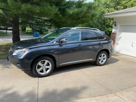 2010 Lexus RX 350 for sale at AUTO ACQUISITIONS USA in Eden Prairie MN