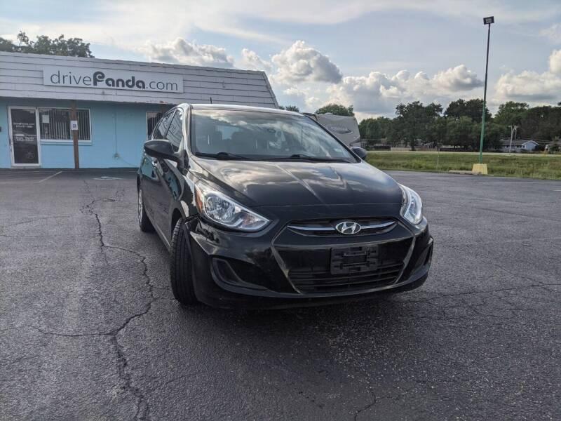 2016 Hyundai Accent for sale at DrivePanda.com in Dekalb IL
