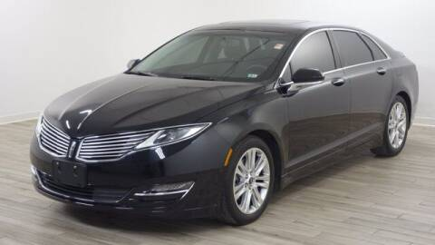 2016 Lincoln MKZ for sale at TRAVERS GMT AUTO SALES - Traver GMT Auto Sales West in O Fallon MO