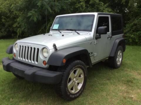2009 Jeep Wrangler for sale at Allen Motor Co in Dallas TX