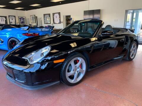 2004 Porsche 911 for sale at Allen Motors, Inc. in Thousand Oaks CA