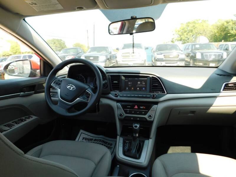 2017 Hyundai Elantra SE 4dr Sedan 6A - San Antonio TX