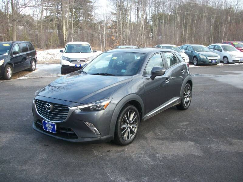 2016 Mazda CX-3 for sale at Auto Images Auto Sales LLC in Rochester NH