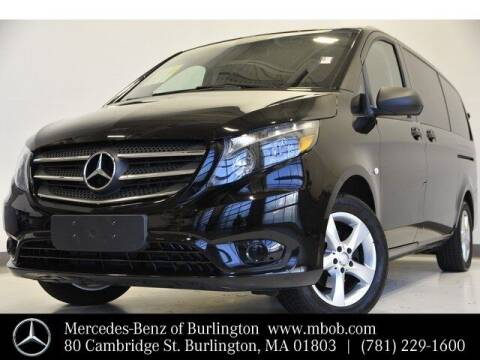 2018 Mercedes-Benz Metris for sale at Mercedes Benz of Burlington in Burlington MA