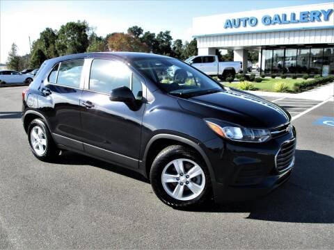 2021 Chevrolet Trax for sale at Auto Gallery Chevrolet in Commerce GA