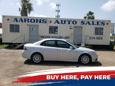 2008 Saab 9-3 for sale at Aaron's Auto Sales in Corpus Christi TX