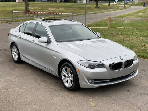 2013 BMW 5 Series for sale at Choice Motor Car in Plainville CT