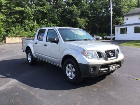 2013 Nissan Frontier for sale at Mikes Import Auto Sales INC in Hooksett NH
