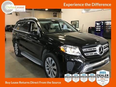 2017 Mercedes-Benz GLS for sale at Dallas Auto Finance in Dallas TX