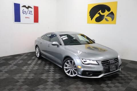 2014 Audi A7 for sale at Carousel Auto Group in Iowa City IA