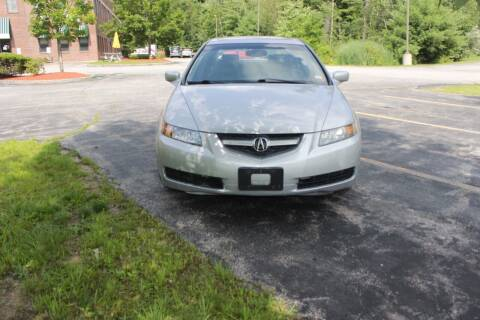 2006 Acura TL for sale at Heritage Truck and Auto Inc. in Londonderry NH