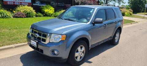 2010 Ford Escape for sale at Steve's Auto Sales in Madison WI