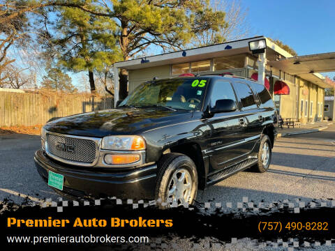 2005 GMC Yukon for sale at Premier Auto Brokers in Virginia Beach VA