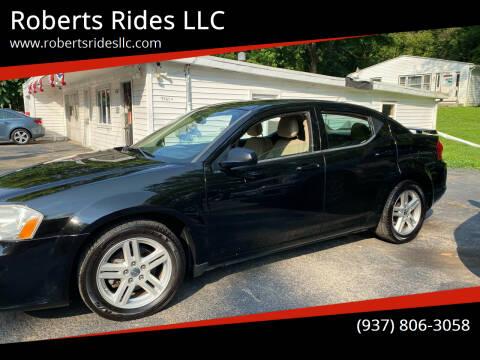 2014 Dodge Avenger for sale at Roberts Rides LLC in Franklin OH