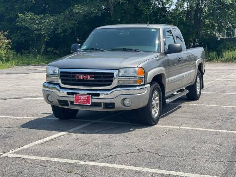 2007 GMC Sierra 1500 Classic for sale at Hillcrest Motors in Derry NH