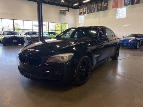 2012 BMW 7 Series for sale at CarNova in Sterling Heights MI