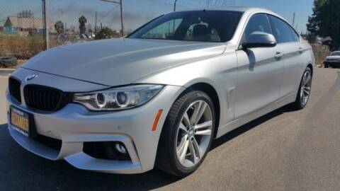 2016 BMW 4 Series for sale at Ournextcar/Ramirez Auto Sales in Downey CA
