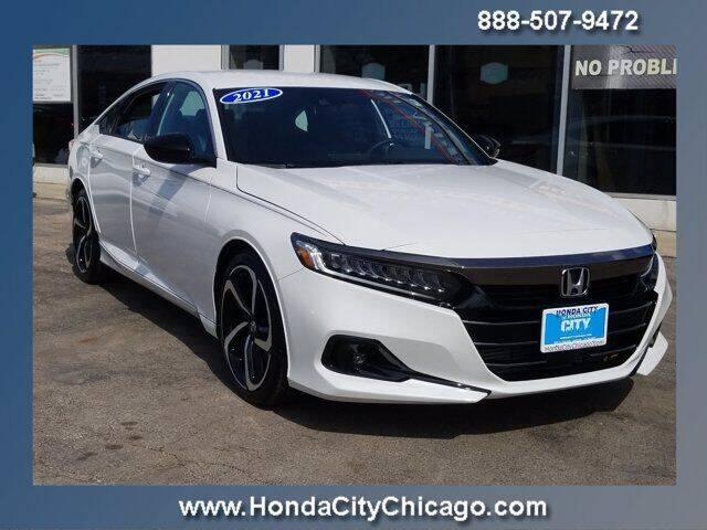 2021 Honda Accord for sale in Chicago, IL