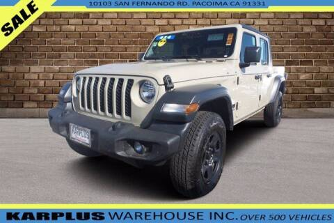2020 Jeep Gladiator for sale at Karplus Warehouse in Pacoima CA