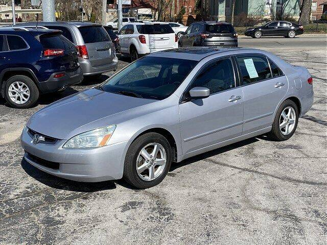 2004 Honda Accord for sale at Sunshine Auto Sales in Huntington IN