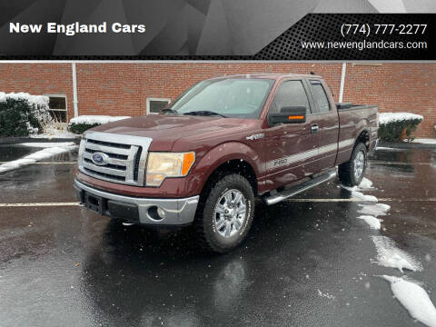 2009 Ford F-150 for sale at New England Cars in Attleboro MA