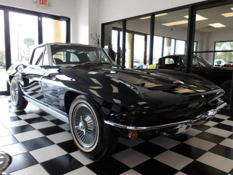 1963 Chevrolet Corvette for sale at TAPP MOTORS INC in Owensboro KY