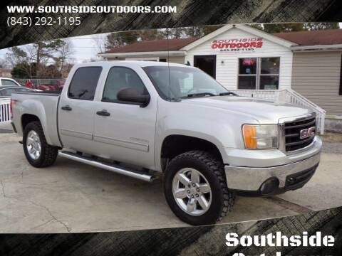 2011 GMC Sierra 1500 for sale at Southside Outdoors in Turbeville SC