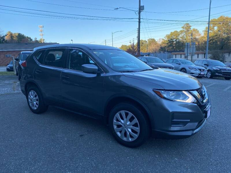 2017 Nissan Rogue Sport for sale at Assistive Automotive Center in Durham NC