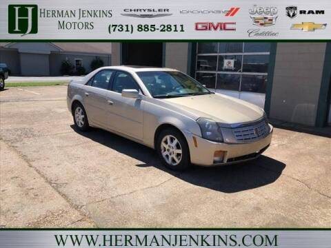 2006 Cadillac CTS for sale at Herman Jenkins Used Cars in Union City TN
