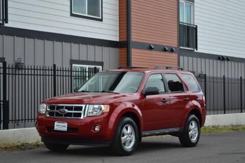 2009 Ford Escape for sale at Skyline Motors Auto Sales in Tacoma WA
